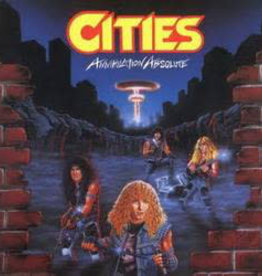 Used Vinyl Cities- Annihilation Absolute
