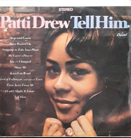 Used Vinyl Patti Drew- Tell Him (Mono)