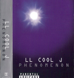 Used Cassette LL Cool J- Phenomenon