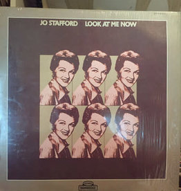 Used Vinyl Jo Stafford- Look At Me Now