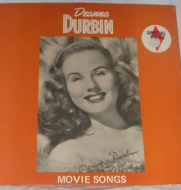 Used Vinyl Deanna Durbin- Movie Songs (UK)