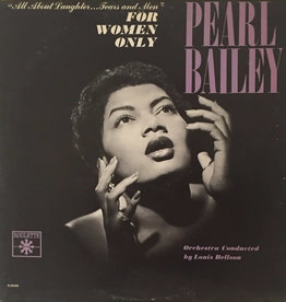 Used Vinyl Pearl Bailey- For Women Only