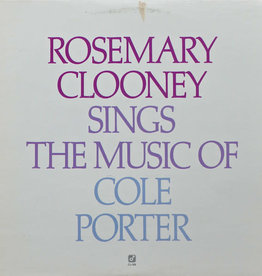 Used Vinyl Rosemary Clooney- Rosemary Clooney Sings The Music Of Cole Porter