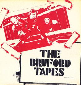 Used Vinyl Bruford- The Bruford Tapes
