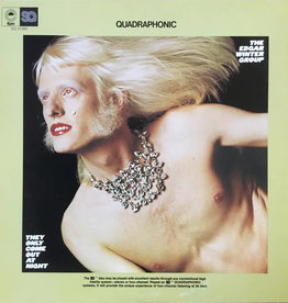 Used Vinyl Edgar Winter Group- They Only Come Out At Night (Quadraphonic)
