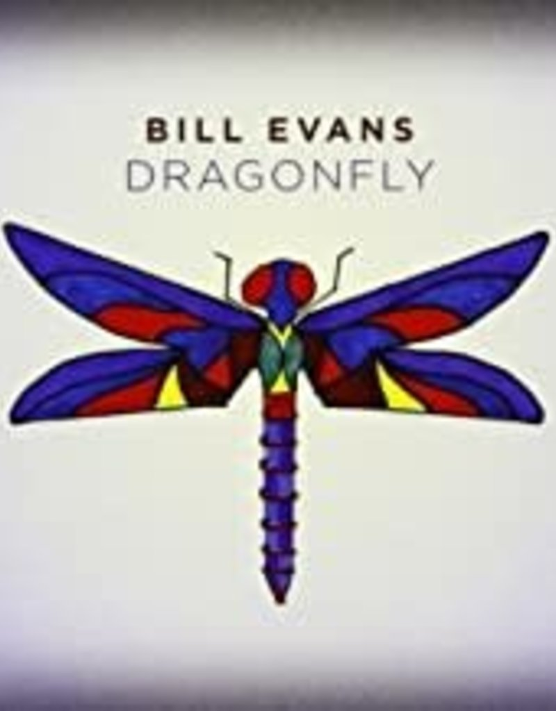 Used CD Bill Evans- Dragonfly