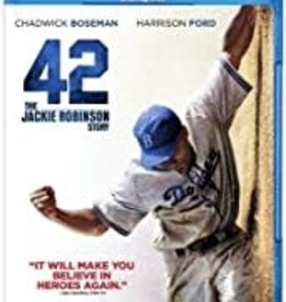 Used BluRay 42: The Jackie Robinson Story