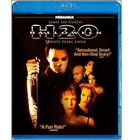 Used BluRay Halloween: H2O