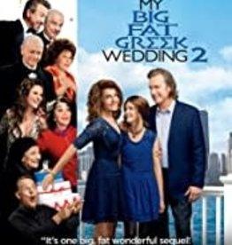 Used BluRay My Big Fat Greek Wedding 2