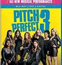 Used BluRay Pitch Perfect 3