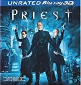 Used BluRay Priest
