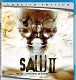 Used BluRay Saw II