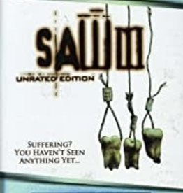 Used BluRay Saw III