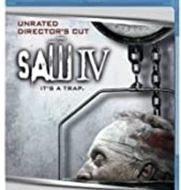 Used BluRay Saw IV