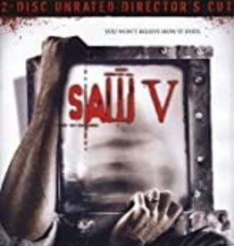Used BluRay Saw V