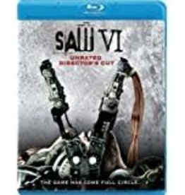 Used BluRay Saw VI