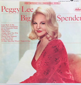Used Vinyl Peggy Lee- Big Spender