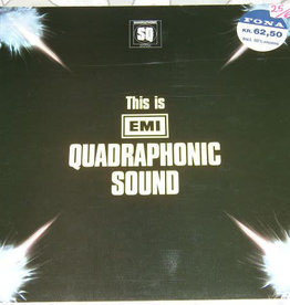 Used Vinyl Various- This Is EMI Quadraphonic Sound (UK)