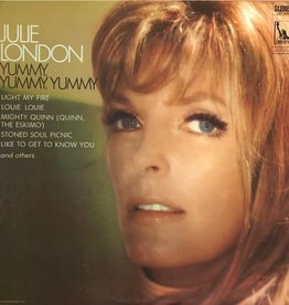 Used Vinyl Julie London- Yummy, Yummy, Yummy