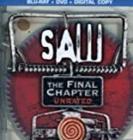 Used BluRay Saw: The Final Chapter