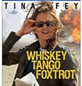 Used BluRay Whiskey Tango Foxtrot
