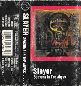 Used Cassette Slayer- Season In The Abyss