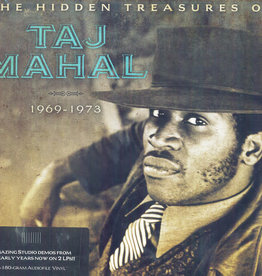 Used Vinyl Taj Mahal- The Hidden Treasures Of Taj Mahal (1969-1973)