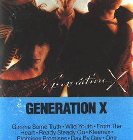 Used Cassette Generation X- Generation X
