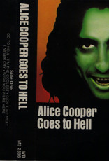 Used Cassette Alice Cooper- Goes To Hell