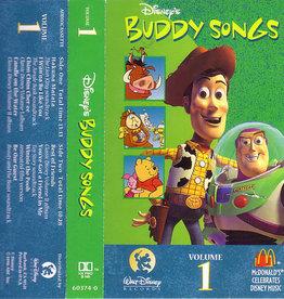Used Cassette Various- Disney's Buddy Songs Vol 1