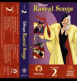 Used Cassette Various- Disney's Rascal Songs Vol 2