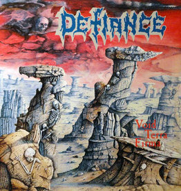 Used Cassette Defiance- Void Terra Firma