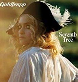 Used CD Goldfrapp- Seventh Tree