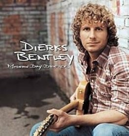 Used CD Dierks Bentley- Modern Day Drifter