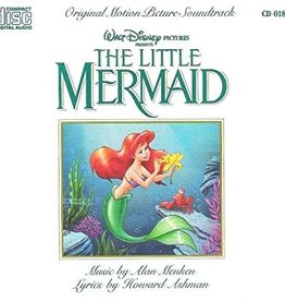 Used CD The Little Mermaid Soundtrack
