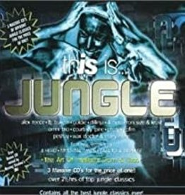 Used CD Various- This Is... Jungle