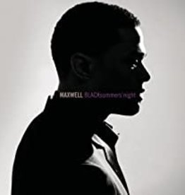 Used CD Maxwell- Blacksummer's Night