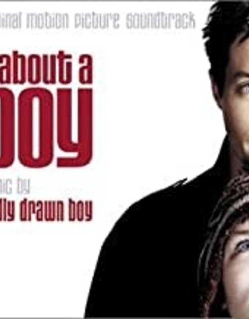 Used CD About A Boy Soundtrack