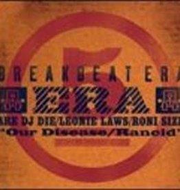 Used CD Breakbeat Era- Our Disease/Rancid