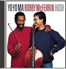 Used CD Yo-Yo Ma & Bobby McFerrin- Hush