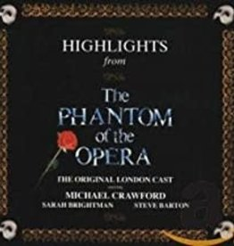 Used CD Highlights From The Phantom Of The Opera