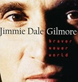 Used CD Jimmie Dale Gilmore- Braver Newer World