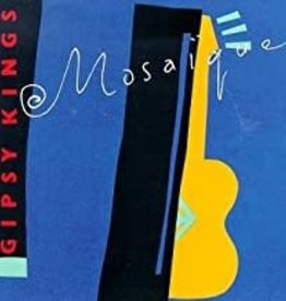 Used CD Gipsy Kings- Mosaique