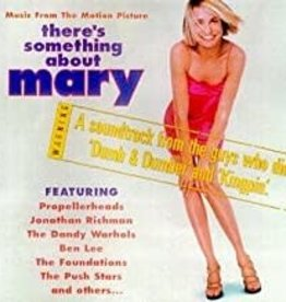Used CD There's Something About Mary Soundtrack