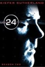 Used DVD 24- Season 2