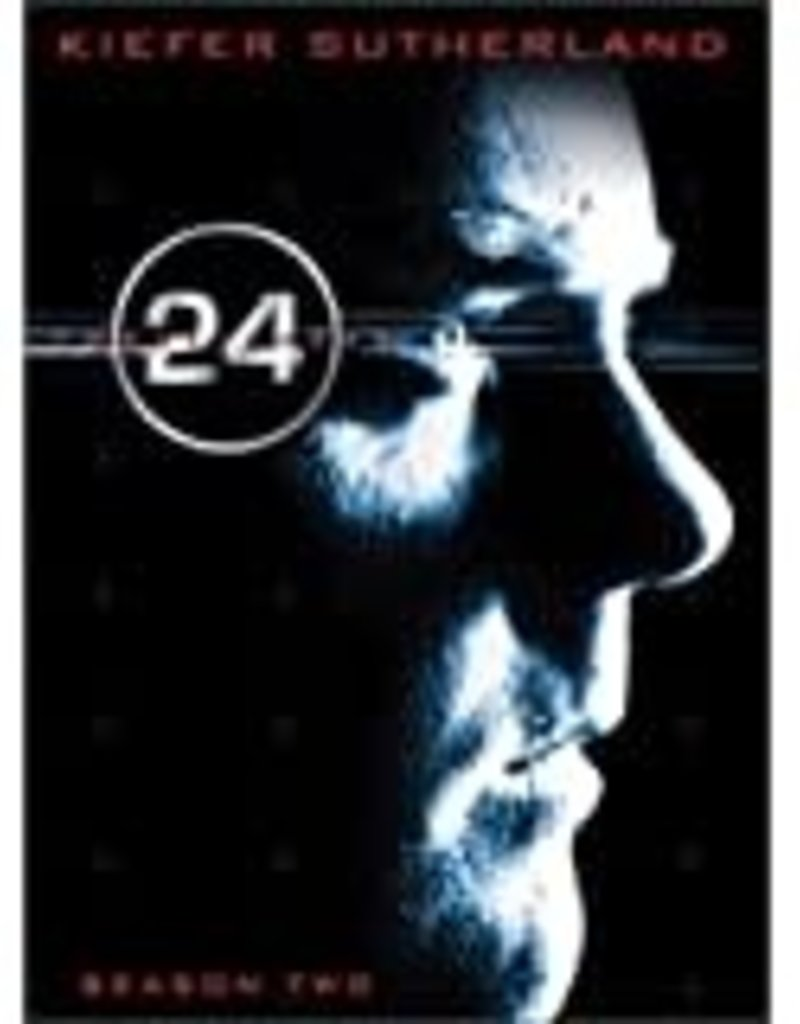 Used DVD 24- Season 2