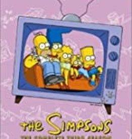 Used DVD The Simpsons: Season 3