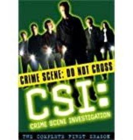Used DVD CSI Season 1