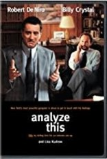 Used DVD Analyze This