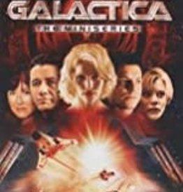 Used DVD Battlestar Galactica- The Miniseries